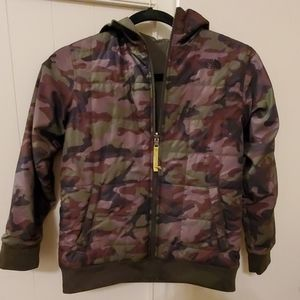 Boys - The North Face Reversible Jacket